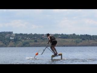 Не большой видео урок по управлению акваскипером