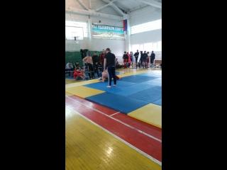 Расулов Махсум Финальный бой ММА 2016