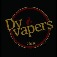 Логотип Vape барахолка by DV Vapers club