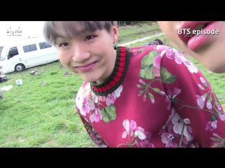[RUS SUB][Episode] 방탄소년단 '화양연화 Young Forever' Jacket Photo Shooting