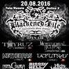 Бас-тур из Брянска на Blackened Life 20.08.16 г.