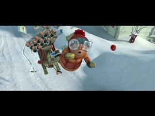 Снежная битва (2015) - Официальный русский трейлер мультфильма