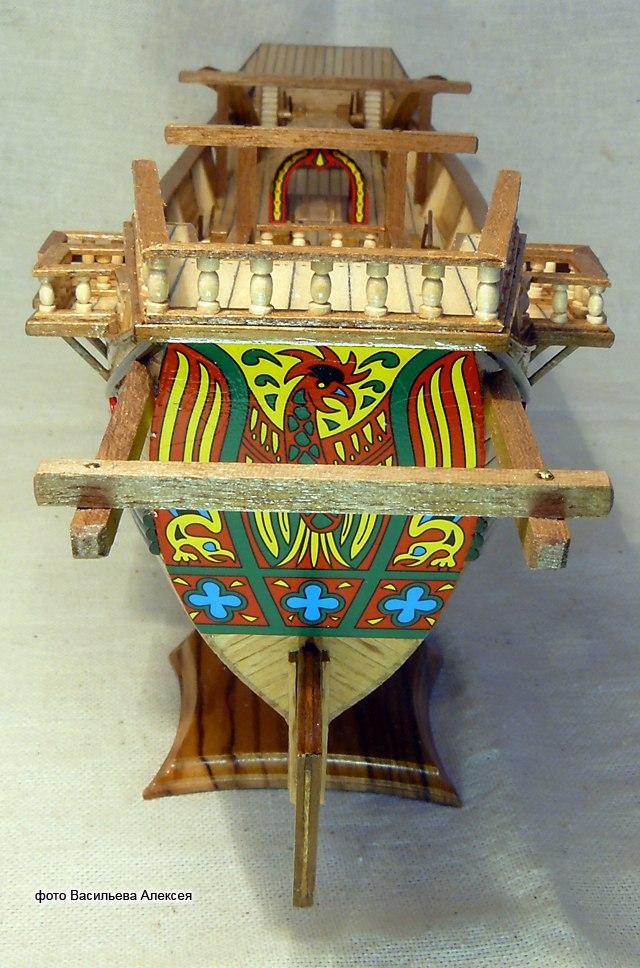 Китайская джонка (Amati Масштаб 1:100) R0m1606eQwM