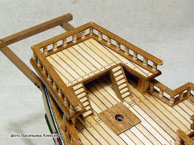 Китайская джонка (Amati Масштаб 1:100) 8MQ_ZfM6WUU