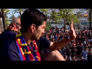 FC Barcelona – Чемпион Испании 2016, Лучшие моменты!