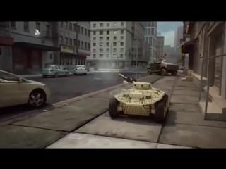 Проект боевого робота Скорпион