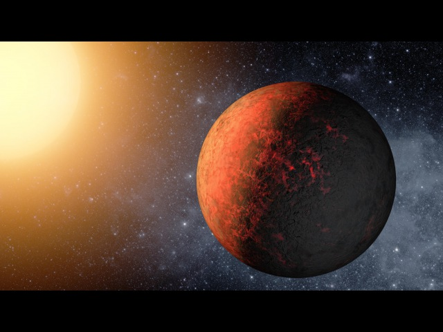 Как устроена Вселенная Адские планеты vselennaya