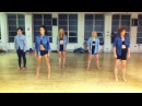London Studio Piece choreographed by Ryan Lee Seager rehearsal