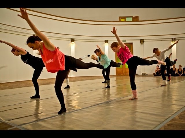 Jazz old school choreography by Kristina Shyshkarova - Sam Sparro Black And Gold