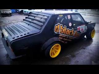 Fiat 131 Twin Charged DBLACKBOX :)