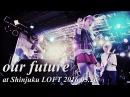 2016.03.20 おやすみホログラム(バンドセット) / our future @新宿LOFT