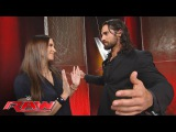 Stephanie McMahon reveals that there's no