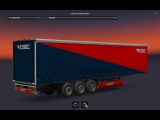 Vogel Trailer made by LazyMods [ETS2 mods]