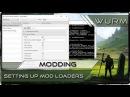 Wurm Unlimited - Setting Up Mod Loaders - Tutorial