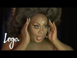 RuPaul's Drag Race RuVealing Latrice Royale Make Up Tutorial Logo