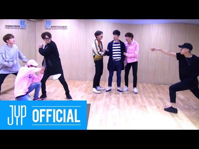 GOT7 HOME RUN Dance Practice (Boyfriend Ver.)