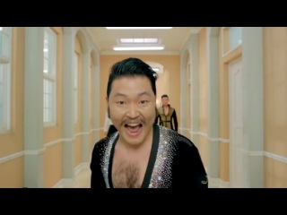премьера клипа PSY - DADDY(feat. CL of 2NE1) M/V