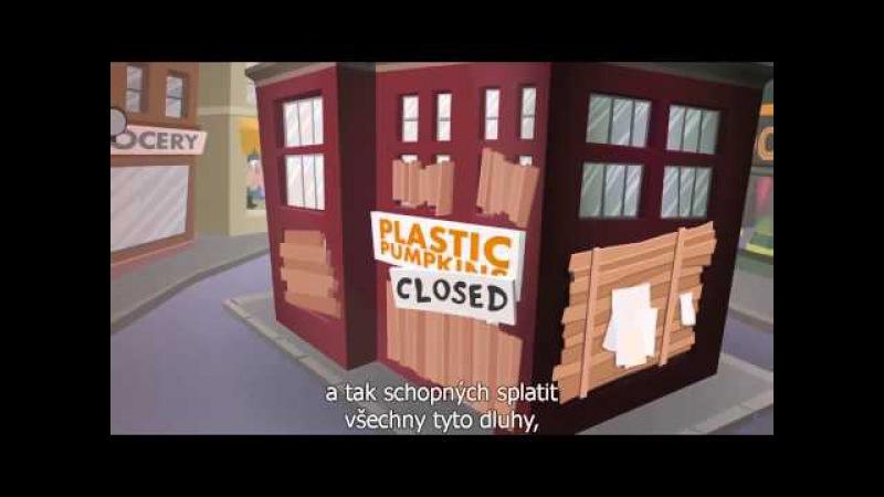 NENÍ ZÍTRA - animovaný film o vyčerpání přírodních zdrojů