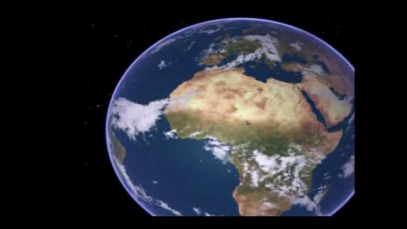 Пределы космоса BBC 6 Солнечный ветер