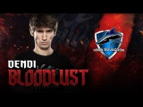Bloodlust: Dendi on Timbersaw vs Vega  ESL One Frankfurt 2016