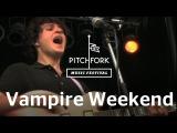 Vampire Weekend - A-Punk - Pitchfork Music Festival 2008