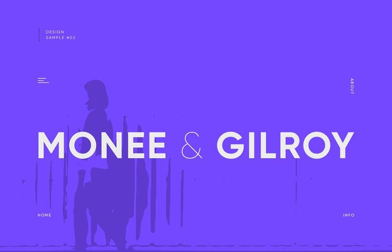 Gilroy шрифт скачать бесплатно