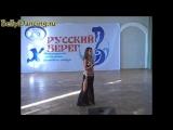 Марта Терновых. X фестиваль-конкурс Русский Берег 2014