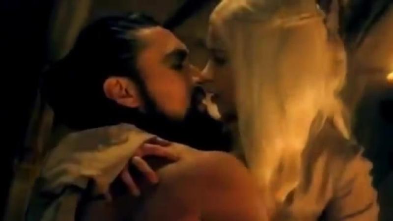 Копия видео ¸ღ ИГРА престолов Daenerys♥ Khal Drogo ღ - YouTube