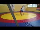 Międzynarodowy turniej sambo w Białymstoku 12.12.2015  Władimir Sergeew Finalną wałka