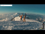 Explore Mont Blanc with Kilian Jornet, Ueli Steck, Candide Thovex, and Google Maps