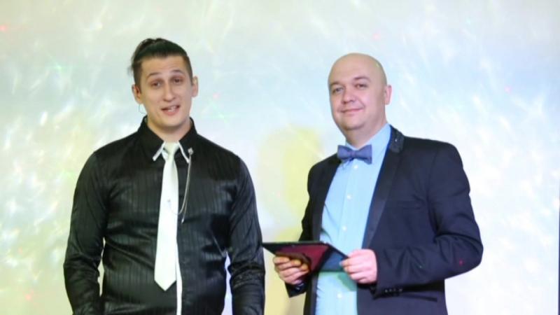 ПАРНОЕ МУЖСКОЕ ВЕДЕНИЕ 🎤 Александр Джос и Владимир Быканов🎤