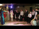 Свадьба Дениса и Светланы. Ведущая Инга Харламова