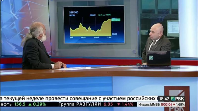Итоги мая на мировых рынках. Артем Аргеткин, руководитель отдела по работе с ключевыми клиентами БКС Брокер.