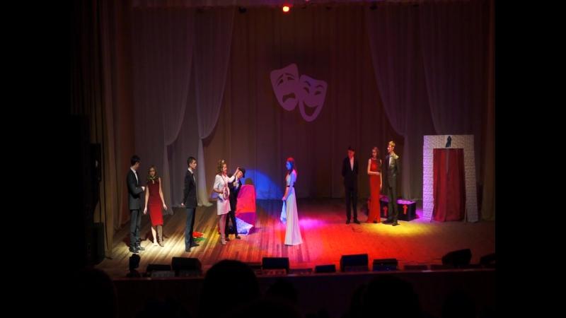 Исторический бал 2015 год Постановка школы №3 Бал у сатаны по произведению Мастер и Маргарита
