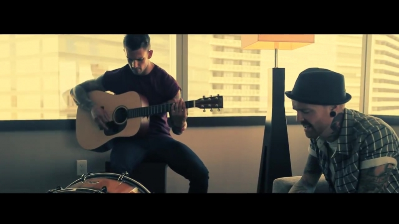 Memphis May Fire - Beneath The Skin Acoustic (Official Music Video)