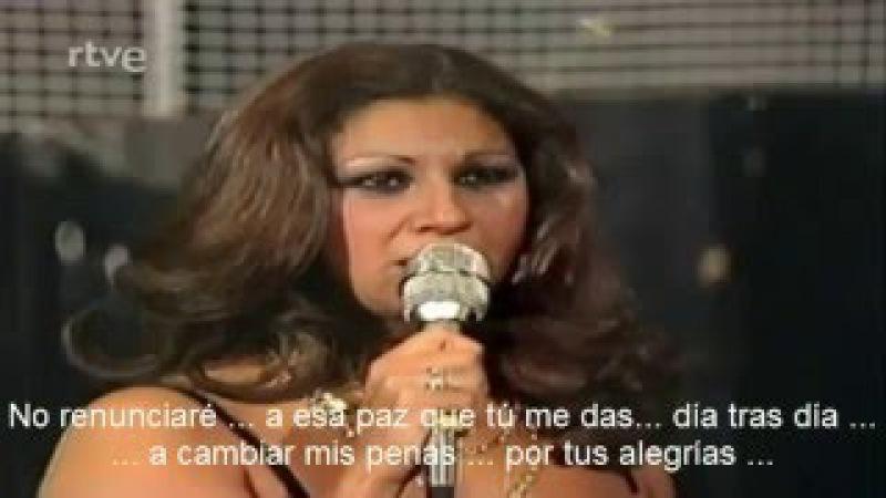 LOLITA FLORES - No Renunciare (1977) ...