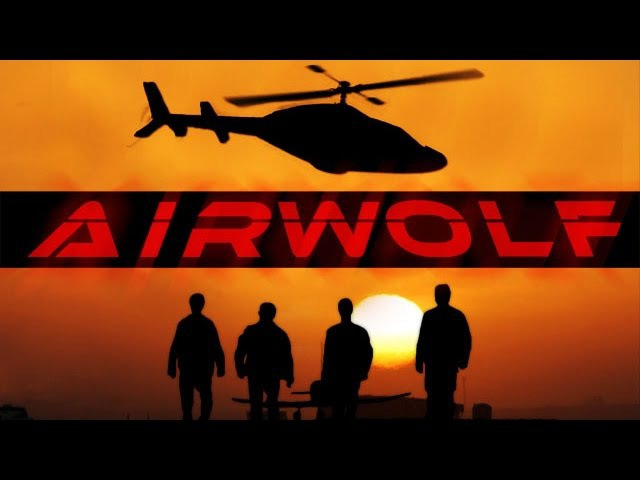Airwolf Opening Theme - Metal Cover by Shinray