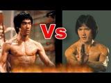 Bruce Lee vs. Jackie Chan Push up I