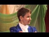 Песня про маму - поёт глухонемой г Ладушкин 2013 год