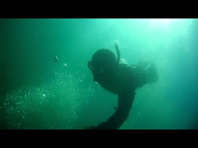 Подводная охота Владивосток 2014