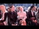 Cressida Bonas at Dior Haute Couture Fashion Show in Paris