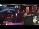 Swedish Sign Language Interpreter Steals The Show FULL Snubbe Teckentolkar I Melodifestivalen
