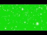 Nevasca #1 - Blizzard #1 [Fundo Verde - Green Screen]