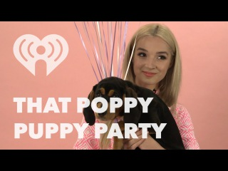 That Poppy's Cute Puppy Party | Exclusive