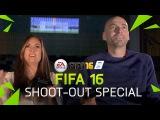 FIFA 16 Shoot-Out Drama Willy Caballero v Kelly
