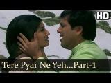 Tere Pyar Ne - Govinda - Raveena Tandon - Rajaji - Udit Narayan - Anand Milind - Hindi Hit Songs