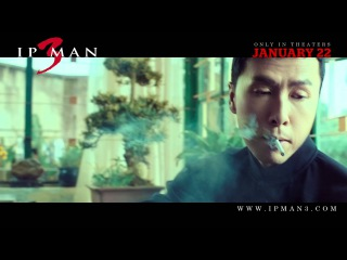 IP Man 3 Exclusive Movie Clip