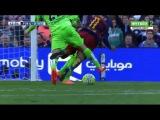 Дубль Неймара - Барселона 5-0 Хетафе (12.03.2016) Чемпионат Испании