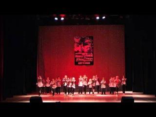 Art rise 2016 Группа по уличным танцам  (9-12 лет) (рук. Данил Дуванский)