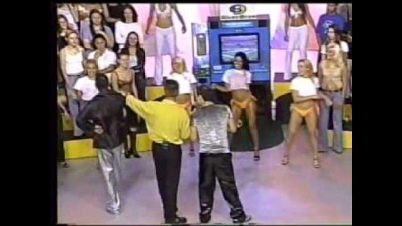 Cassino Dance. Prova da camiseta molhada